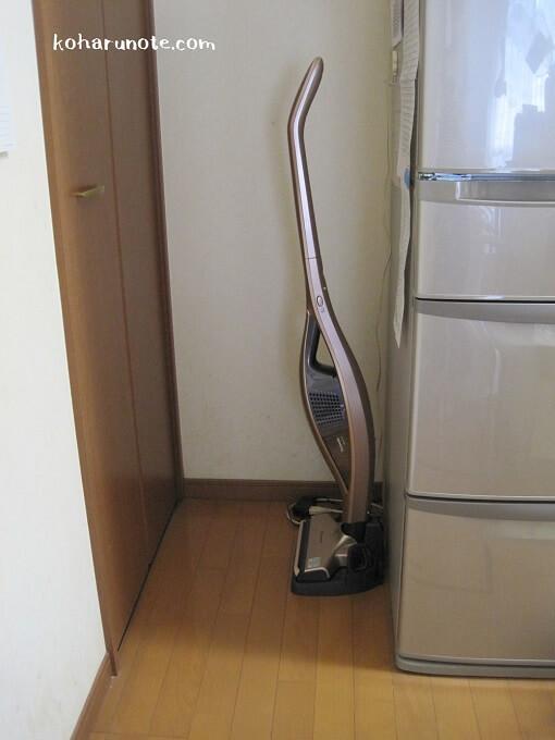 パナソニックのスティック掃除機