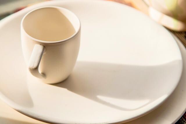 カップとお皿